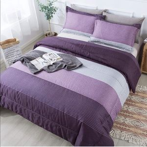 Comforter Set King Size (104x90 Inch), 3 Pieces